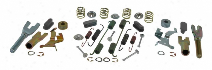 Carlson Quality Brake Parts H2310 Ford Talents
