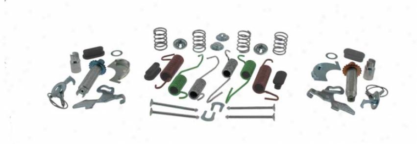 Carlson Quality Brake Part sH2312 Lincoln Brake Hardware Kits