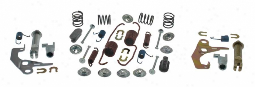 Carlson Disposition Brake Parts H2327 Honda Brake Hardware Kits