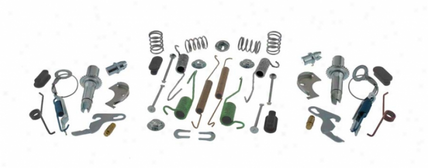 Carlson Quality Brake Parts H2334 Ford Brake Hardware Kits