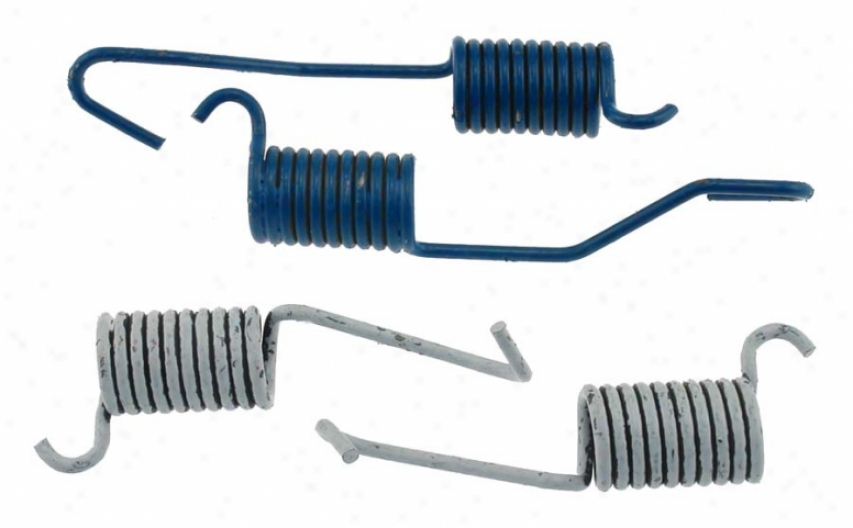 Carlson Quality Brake Parts H367 Chevrolet Brake Hardware Kits