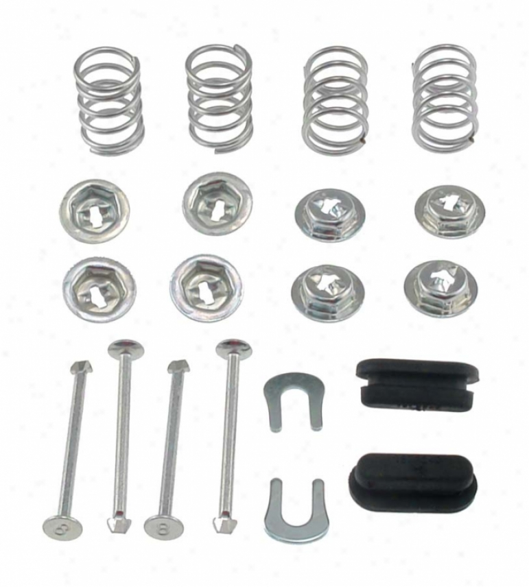 Carlson Quality Brake Parts H40492 Chrysler Brake Hardware Kits