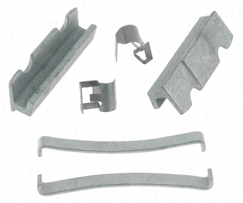 Carlson Quality Brake Parts H5529 Buick Brake Hardware Kits