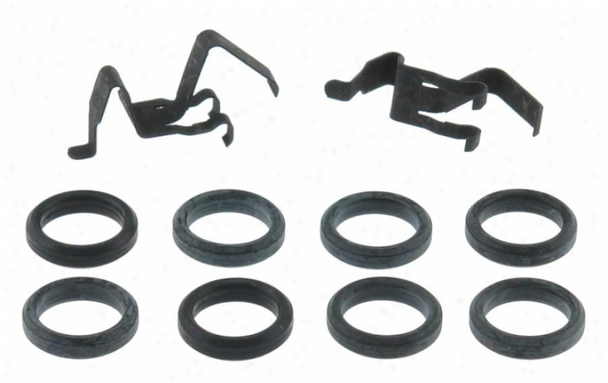 Carlson Quality Brake Partd H5544 Ford Parts