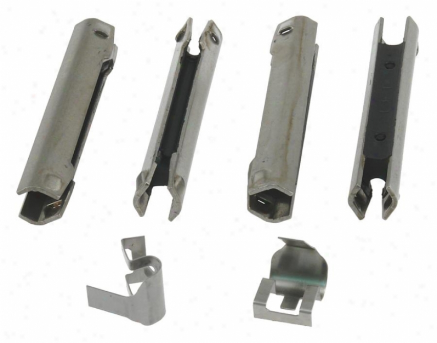 Carlson Quality Brake Parts H5554 Mercury Brake Hardware Kits