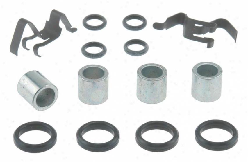 Carlson Quality Brake Parts H5563 Pontiac Brake Hardware Kits