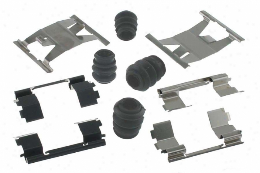 Carlson Quality Brake Parts H5646q Wade through Brake Hardware Kits