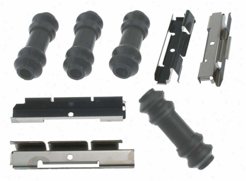 Carlson Quality Brake Parts H5651q Ford Brake Hardware Kits