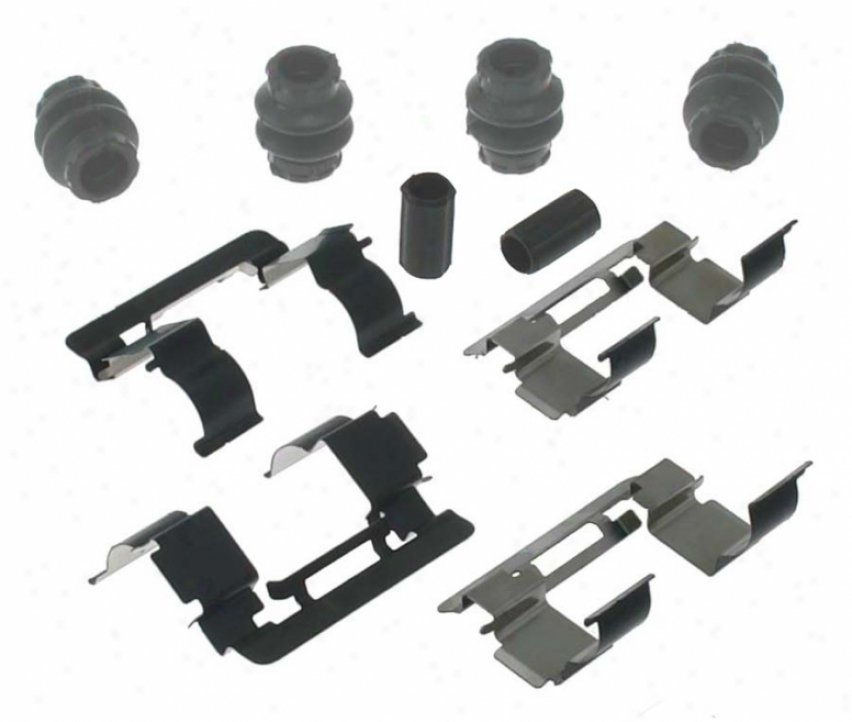 Carlson Quality Brake Parts H5692q Dodge Brake Hardware Kits