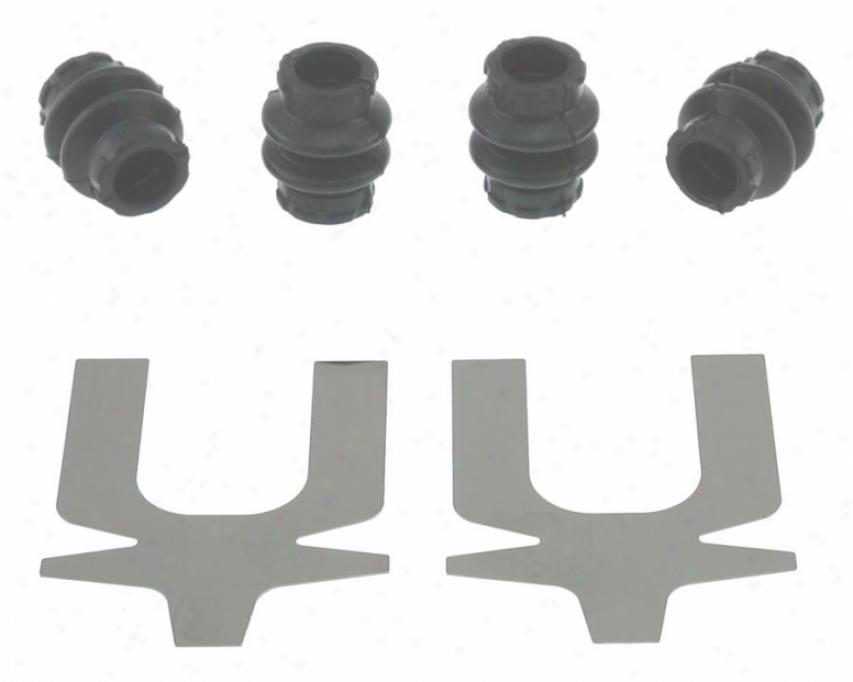 Carlson Quality Brake Parts H5694 Lincoln Brake Hardwa5e Kits