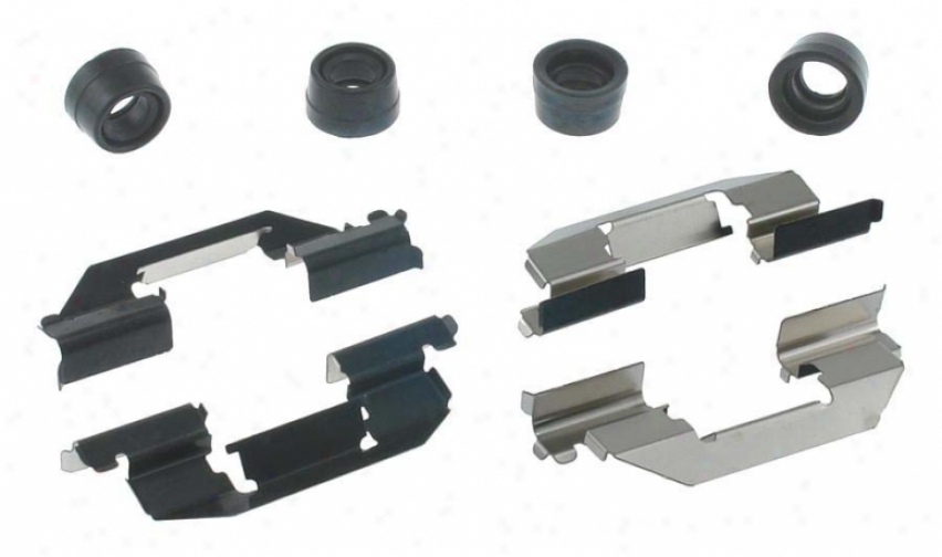 Carlson Qaulity Brake Parts H5761q Ford Parts