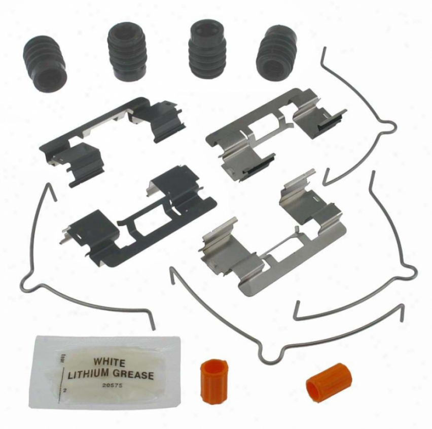 Carlaon Quality Brake Parts H5795q Jaguar Brake Hardware Kits