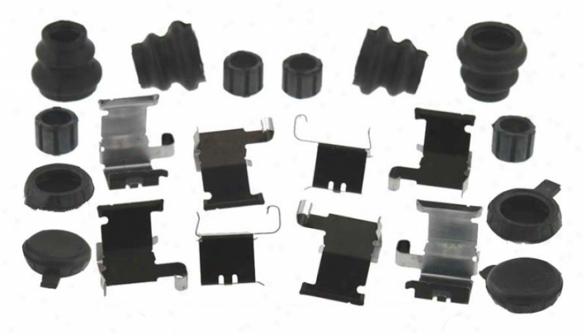 Carlson Quality Brake Parts H5819q Ford Brake Hardware Kits