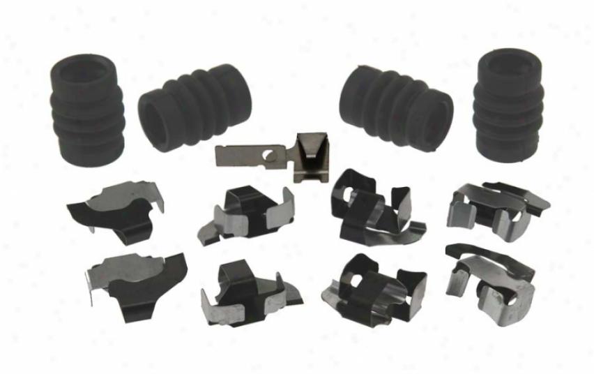 Carlson Quality Brake Parts H5820q Ford Parts