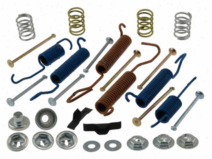 Carlson Quality Brake Parts H7027 Dodge Brake Hardware Kits