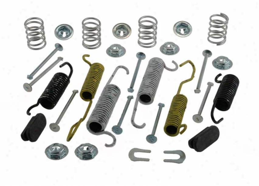 Carlson Quality Brake Parts H7038 Mercury Brake Hardware Kits