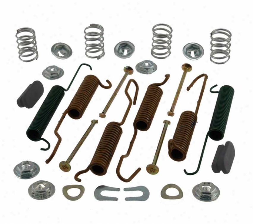 Carlson Quality Brake Parts H713 Dodge Brake Hardware Kits