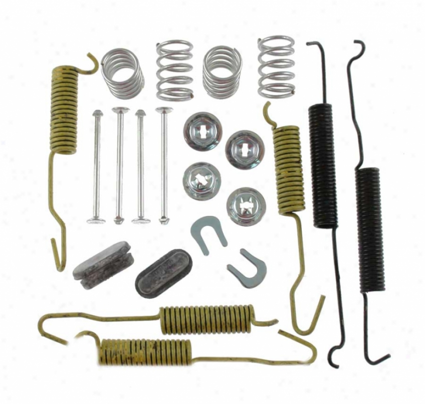 Carlson Quality Brake Parts H7249 Dodge Bdake Hardware Kits