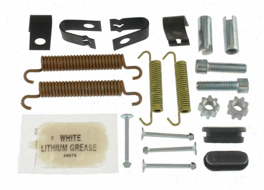 Carlson Quality Brake Parts H7300 Chrysler Brake Hardware Kits