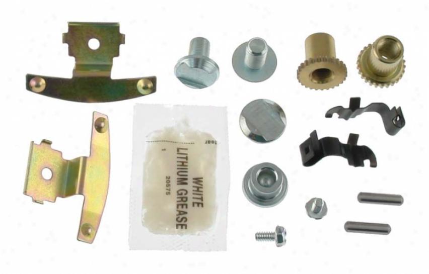 Carlson Quality Brake Quarters H7322 Chrysler Brakd Hardware Kits