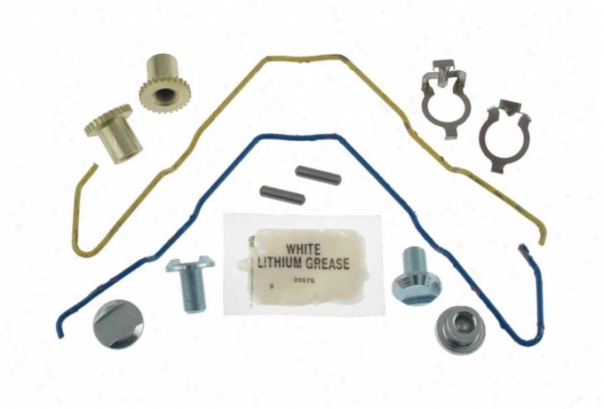 Carlson Quality Brake Parts H7360 Ford Parts