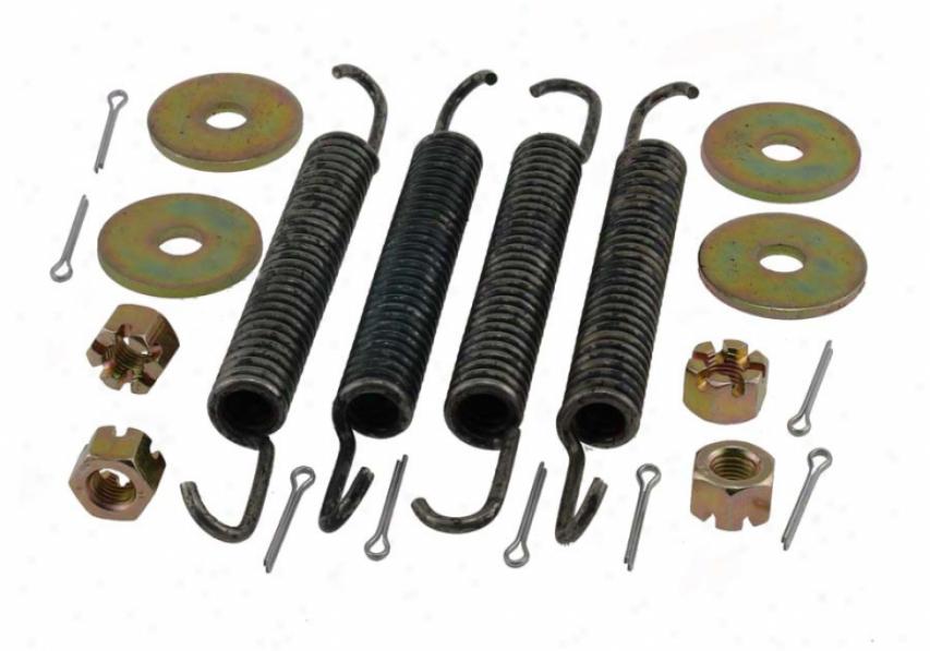 Carlson Quality rBake Parts H9245 Hino Parts