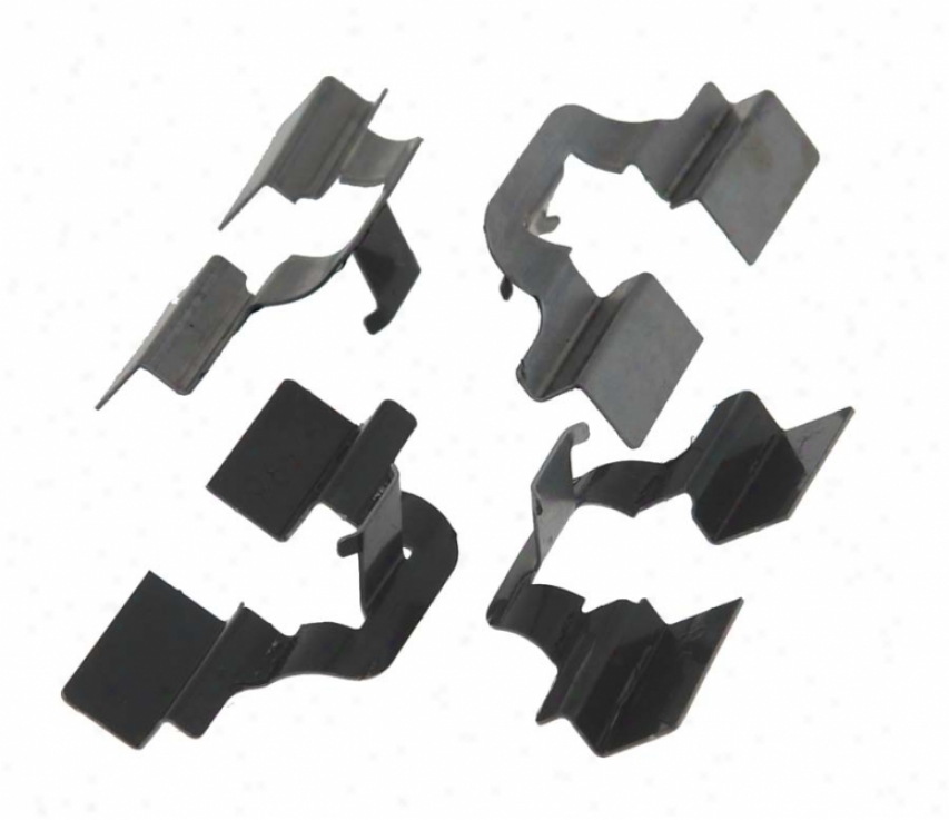 Carlson Quality Brake Parts P340a Mitsubishi Brake Hardware Kits