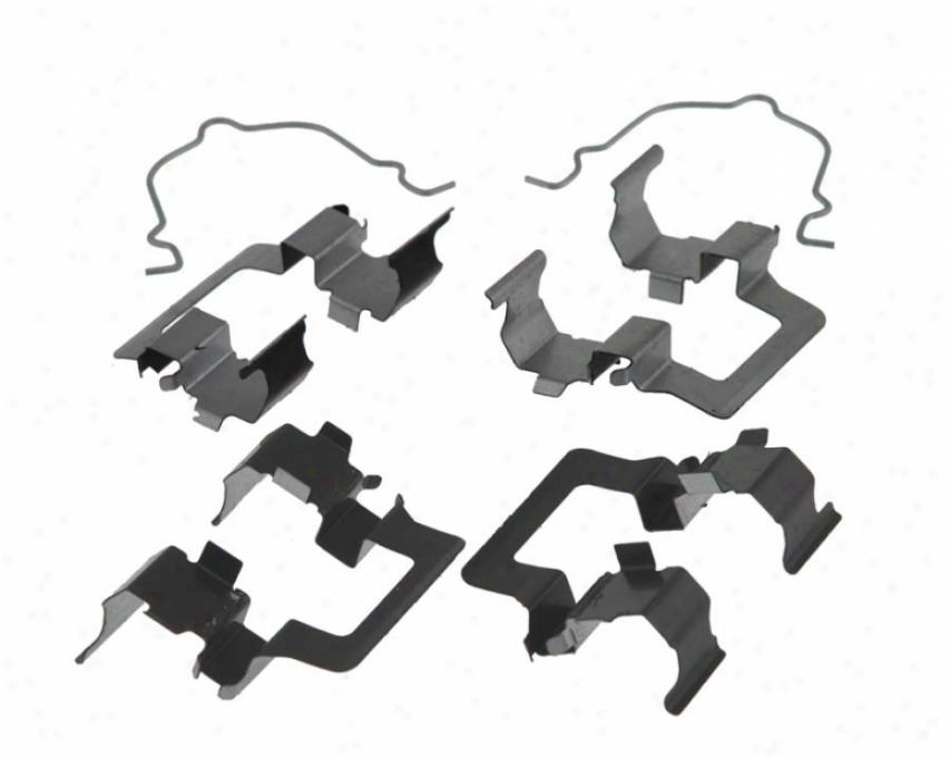 Carlson Qualoty Brake Parts P553a Ford Brake Hardware Kits