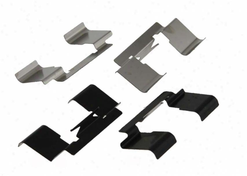 Carlson Quality Brake Parts P841t Nissan/datsun Brake Hardware Kits