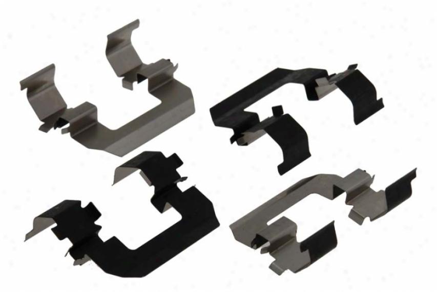 Carlson Quality Brake Quarters P924 Subaru Thicket Hardware Kits