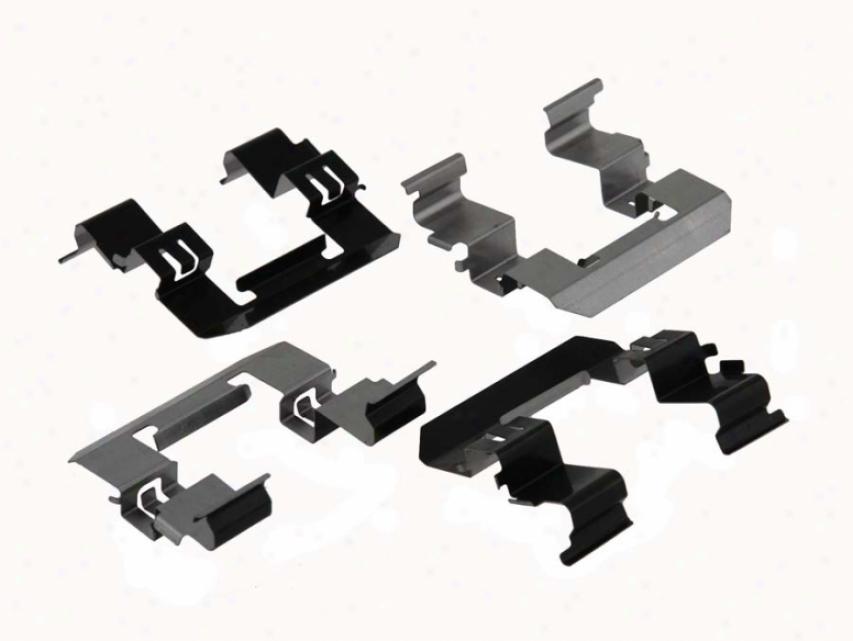 Carlson Quality Brake Parts P929 Lincoln Brake Hardware Kits
