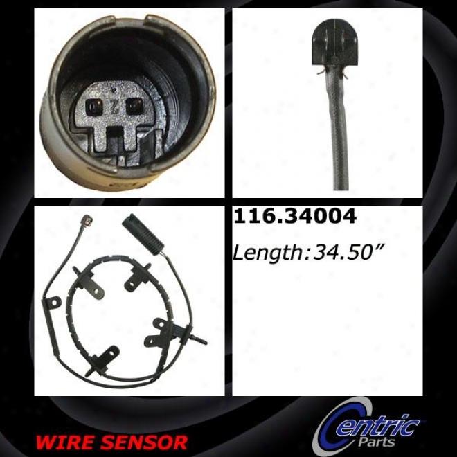 Centtic Parts 116.34004 Bmw Brake Pad Sensors
