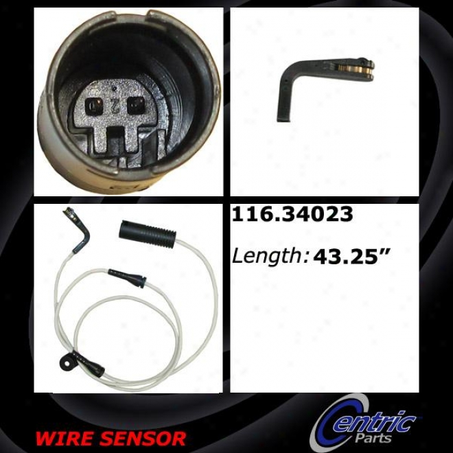 Centric Parts 116.34023 Bmw Parts