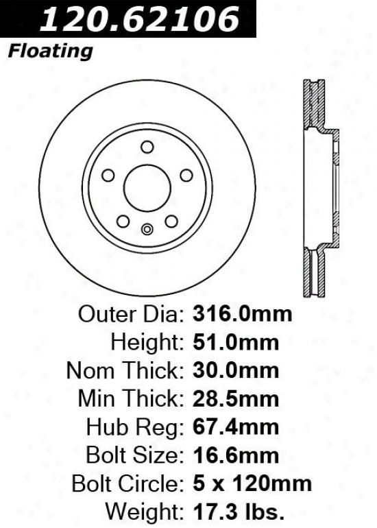 Cenfric Quarters 1Z0.62106 Cadillac Parts