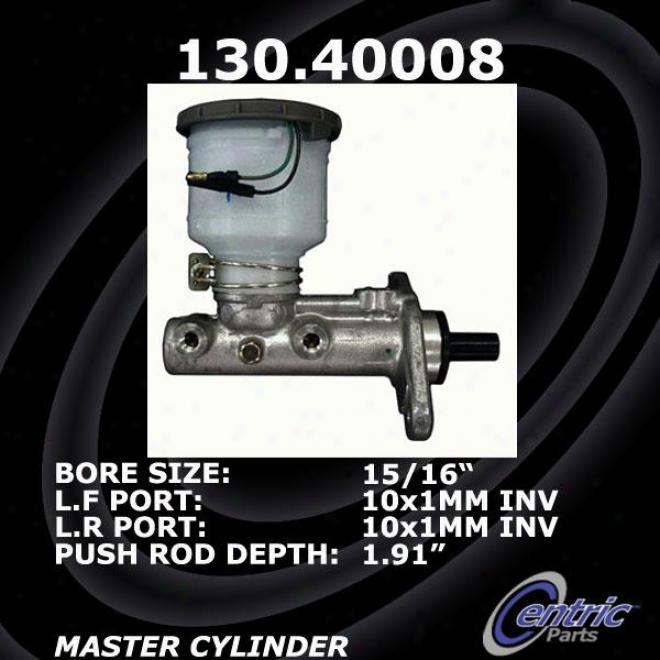 Centric Parts 13040008 Honda Parts