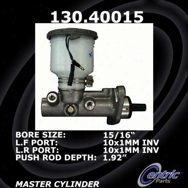 Centric Parts 130.40015 Acura Parts