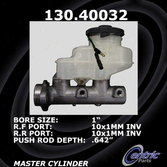 Centric Parts 130.40032 Honda Brake Master Cylinders