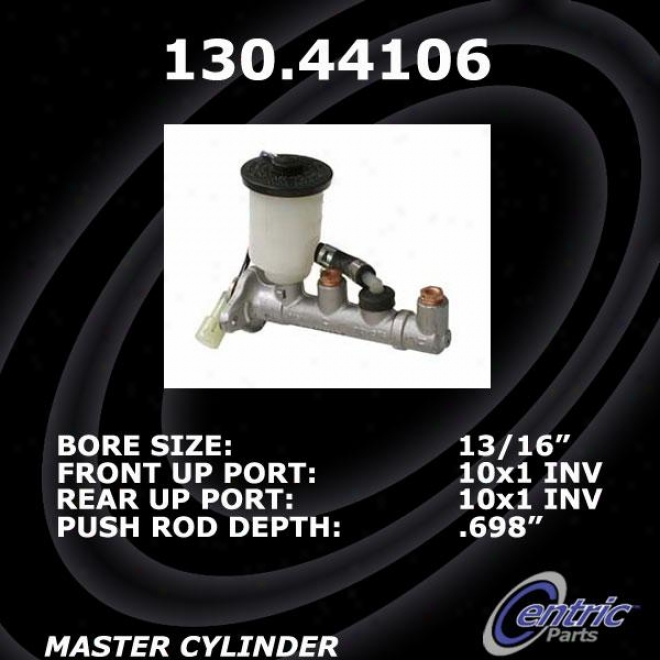 Centric Parts 130.44106 Toyota Brake Master Cylinders