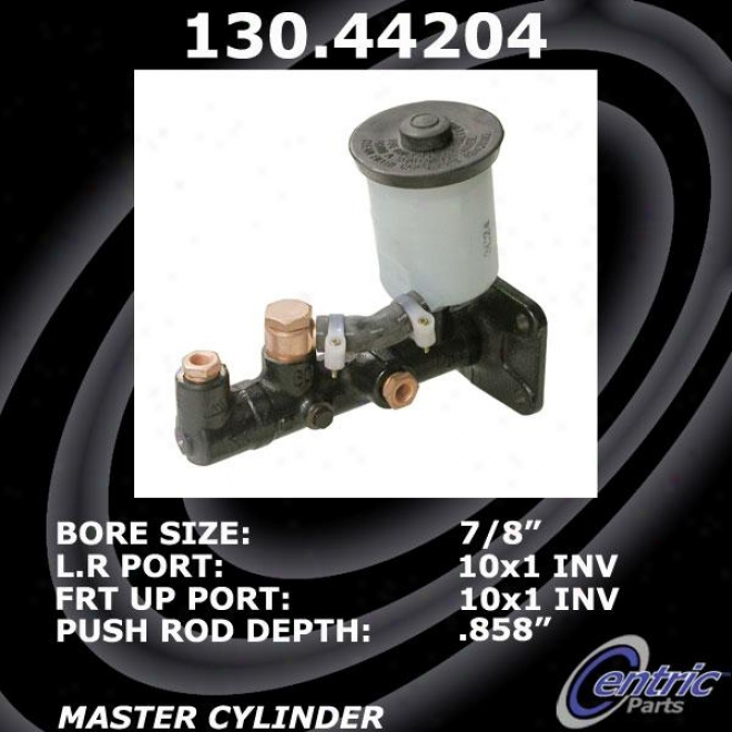 Centric Parts 130.44204 Toyota Brake Master Cylinders
