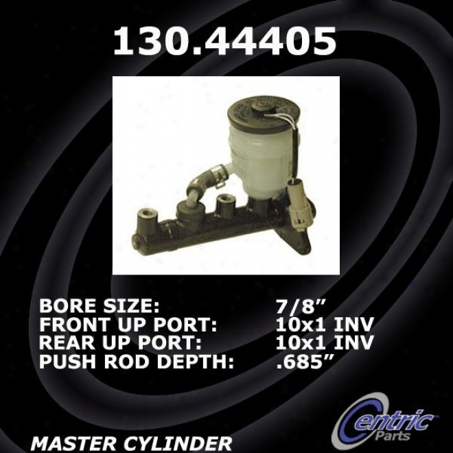 Centric Parts 130.44405 Toyota Parts