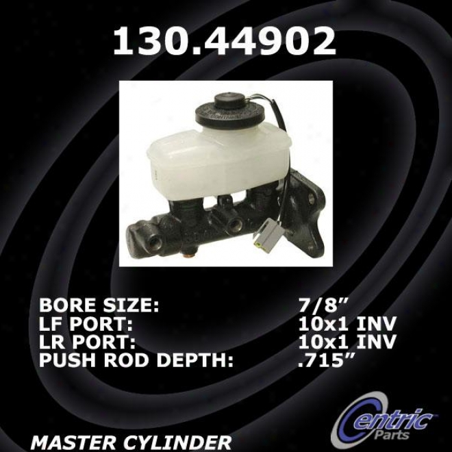Centric Partd 130.44902 Toyota Parts