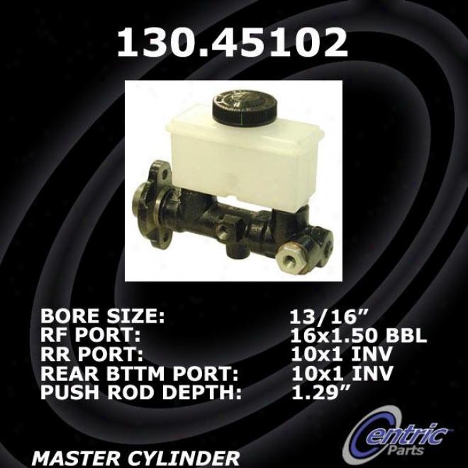 Centric Parts 130.45102 Mazds Parts