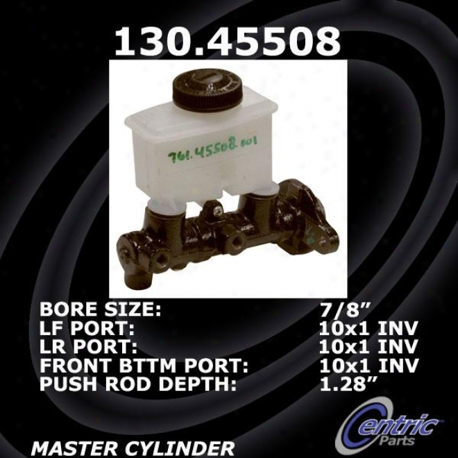 Centric Talents 130.45508 Mazda Parts
