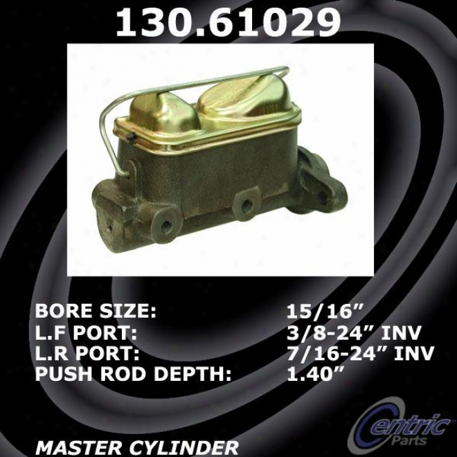 Centric Parts 130.61029 Ford Parts
