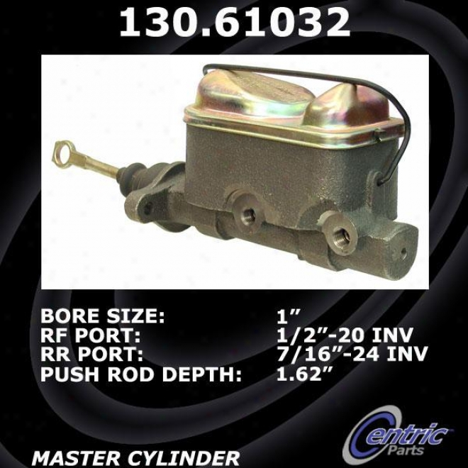 Centric Parts 130.61032 Ford Parts