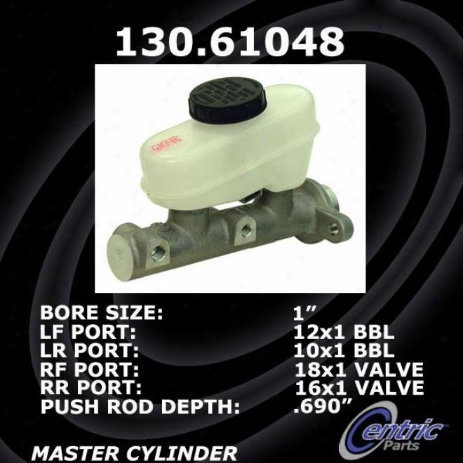 Centric Parts 130.61048 Mercury Parts