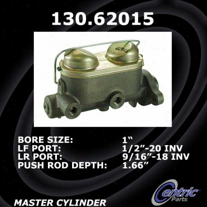 Centric Parts 130.62015 Chevrolet Brake Teacher Cylindders