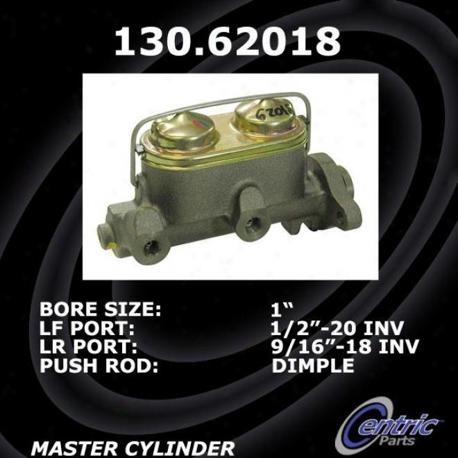 Centric Parts 130.62018 Chevrolet Parts