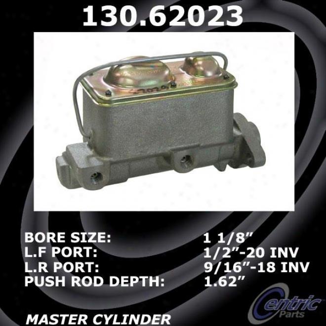 Centric Parts 130.62023 Pontiac Parts