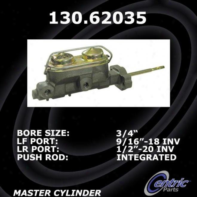 Centric Parts 130.62035 Pontiac Parts